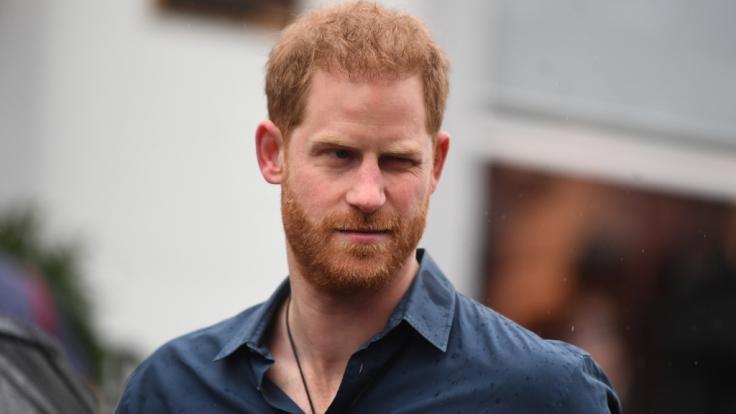 Prinz Harry soll nur wenige Stunden nach den Megxit-Einbußen Enthüllungen über das britische Königshaus angekündigt haben. (Foto)