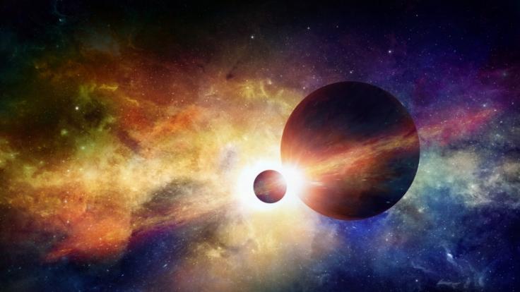 Ein riesiger Planet soll das Ende der Welt einleiten.