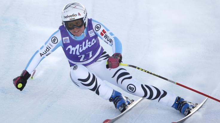 Der alpine Ski-Weltcup 2019/20 der Damen in in vollem Gange.