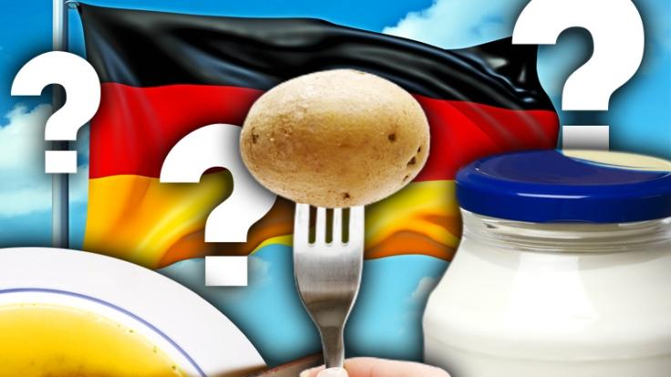 Mayo? Oder Brühe? Am Kartoffelsalat scheiden sich die Geister. (Foto)