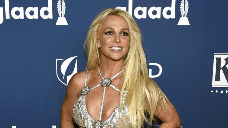 Britney Spears genießt ihre Freiheit wieder oben ohne, wie ihr neues Instagram-Foto zeigt. (Foto)