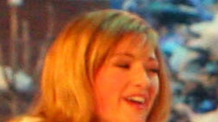 """So sah Helene Fischer 2006 beim """"Winterfest der Volksmusik"""" noch aus. (Foto)"""
