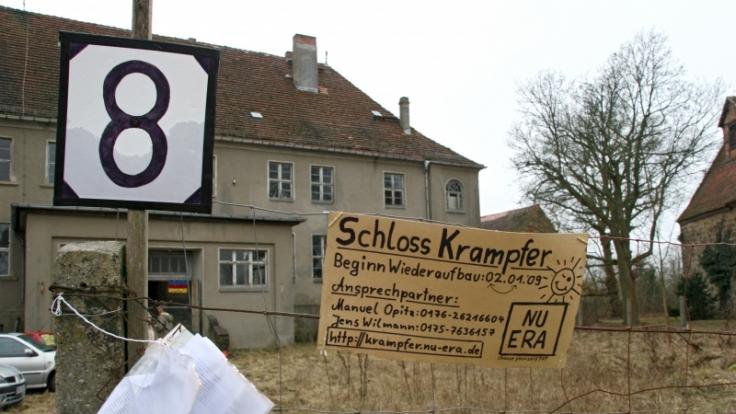 Schloss Krampfer