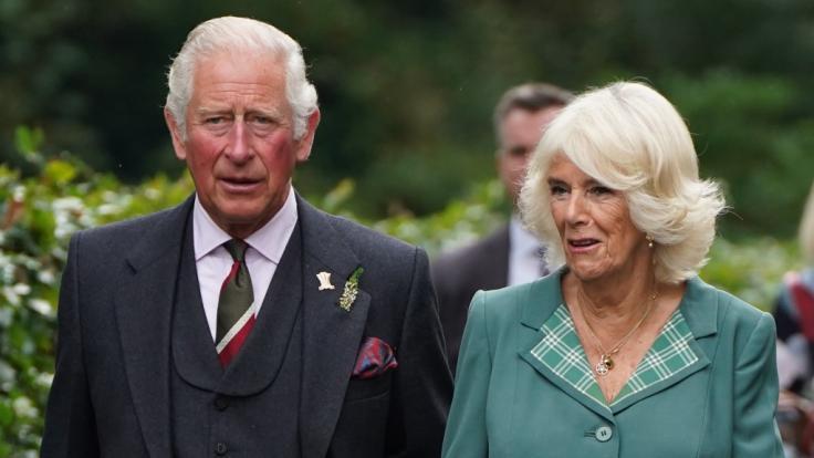Prinz Charles hat Prinz Harry und Meghan Markle in einem Interview vorgeführt. (Foto)