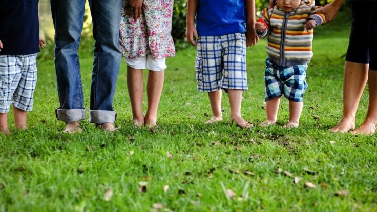 Die Sullivan-Familie soll weiter wachsen. (Foto)