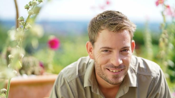 Gerald (30), der attraktive Farmer aus Namibia. (Foto)