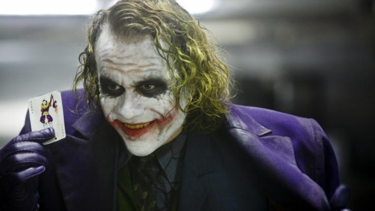 """Heath Ledger spielte den Joker in """"Batman - The Dark Knight"""". (Foto)"""