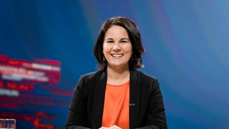 Annalena Baerbock, Kanzlerkandidatin von Bündnis 90/Die Grünen (Foto)