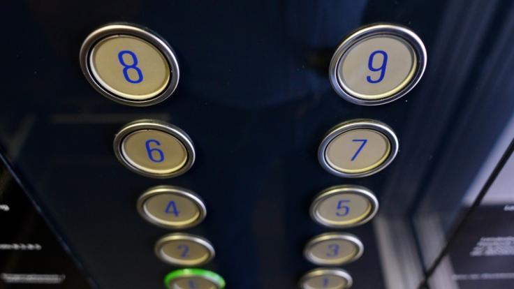 Beim Absturz eines Fahrstuhls in China sind mindestens elf Menschen ums Leben gekommen (Symbolbild).