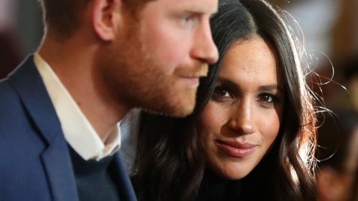 Prinz Harry und Meghan Markle müssen nach ihrer Trennung vom britischen Königshaus ohne bestimmte Titel leben. (Foto)