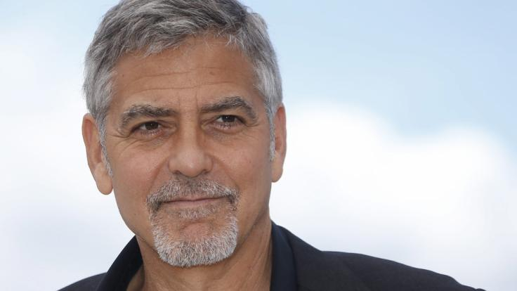 George Clooney befindet sich nach einem Unfall auf Sardinien im Krankenhaus.