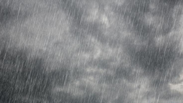 Regen im Anmarsch!