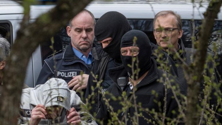 Bereits im März vergangenen Jahres soll der Iraker Ali B. die Mainzer Schülerin Susanna brutal vergewaltigt und ermordet haben.