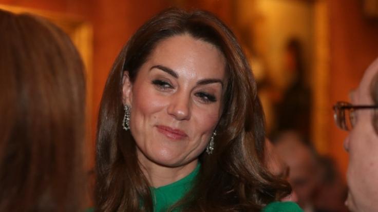 Wo trafen sich Herzogin Kate und Prinz William das erste Mal?
