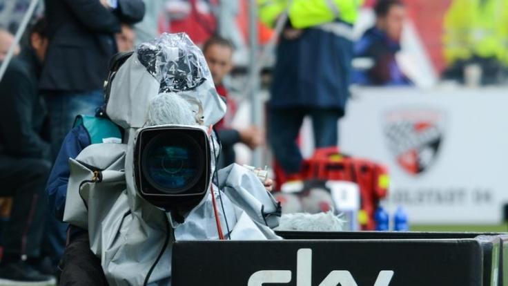 Sky zeigt die Spiele der 2. Fußball-Bundesliga live im Pay-TV.