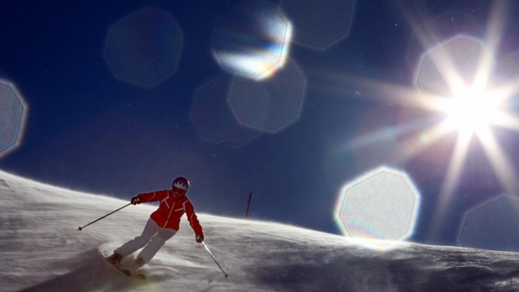 Skifahren und Co: Was trainiert welche Körperpartien? (Foto)