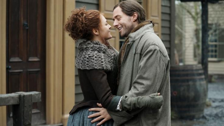 """""""Outlander"""" im TV verpasst?: Wiederholung von Episode 8"""