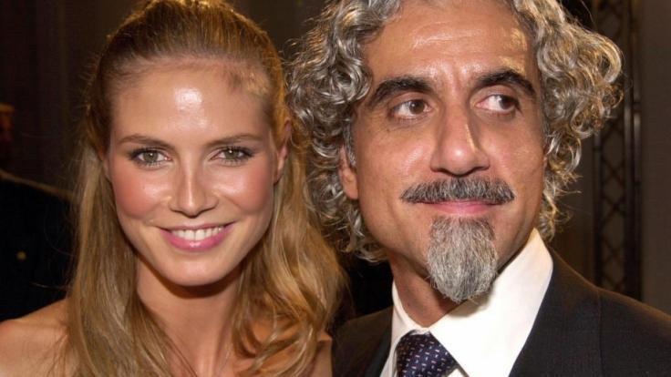 Für viele ein nahezu unbekanntes Gesicht: Heidi Klums erster EhemannRic Pipino.
