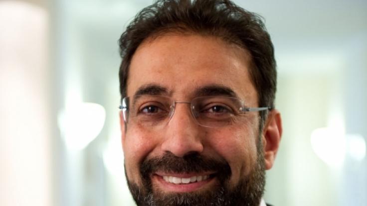 Dr. Munther Sabarini: «Schumachers Frau ist eine ausgezeichnete Managerin, die das Ganze unter Kontrolle hat!»