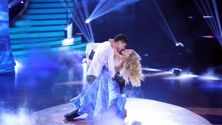 """Die """"Let's Dance""""-Stars Alexandru Ionel und Patricija Belousova sind auch privat ein Paar (Foto)"""