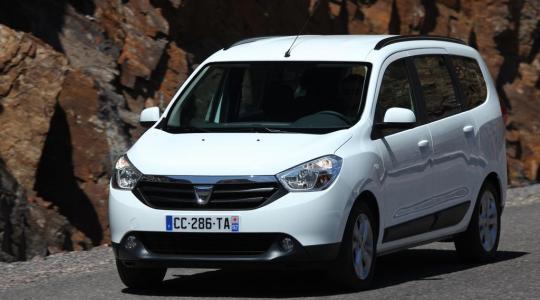 Die besten Bilder zu Dacia Lodgy TCe 115: Preisbrecher (Foto)