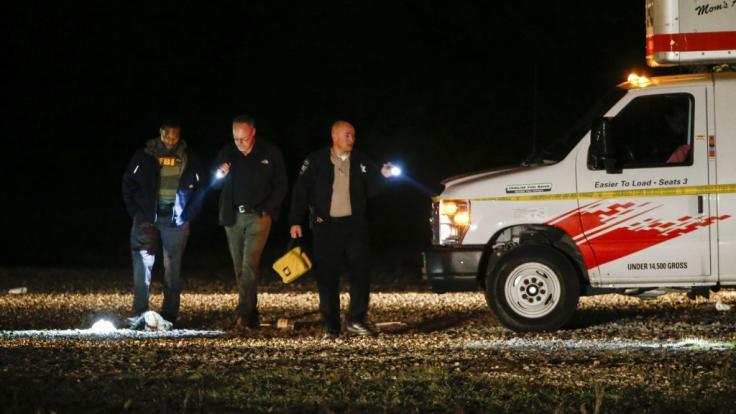 Bei einer Schießerei in Texas sind zwei Gäste einer Party getötet worden, mindestens 14 weitere wurden evrletzt. (Foto)