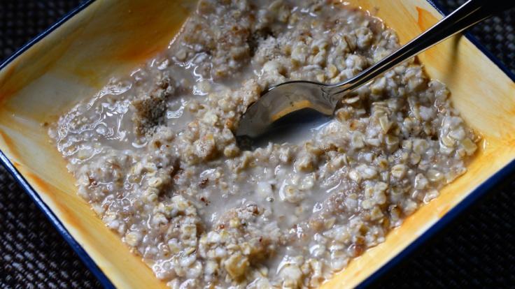 Schapfenmühle ruft verschiedene Porridge-Produkte zurück. (Symbolbild) (Foto)