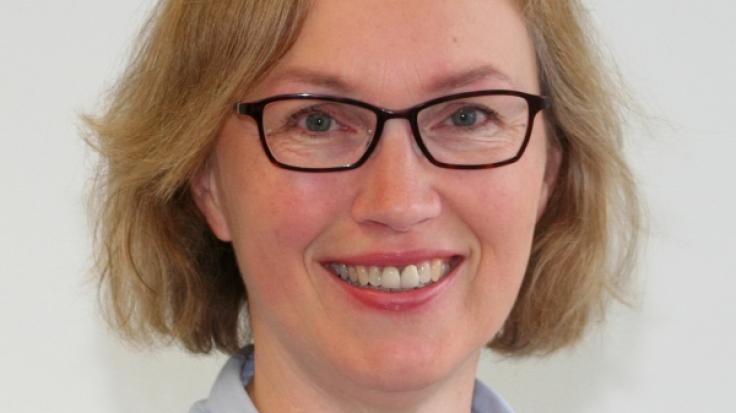 Gartenbauingenieurin Sabine Klingelhöfer (Foto)