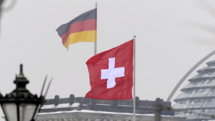 Spinnerei oder bald realistische Zukunftsvision: Gehört Süddeutschland bald zur Schweiz? (Foto)