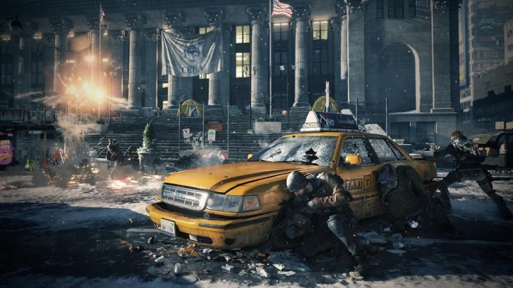 """Schöne Grafik: In """"The Division"""" geht es in ein zerstörtes New York. (Foto)"""