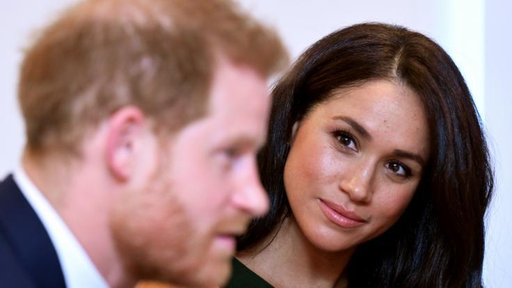 Vor seiner Hochzeit mit Meghan Markle gehörte Prinz Harrys Herz einer anderen Frau. (Foto)