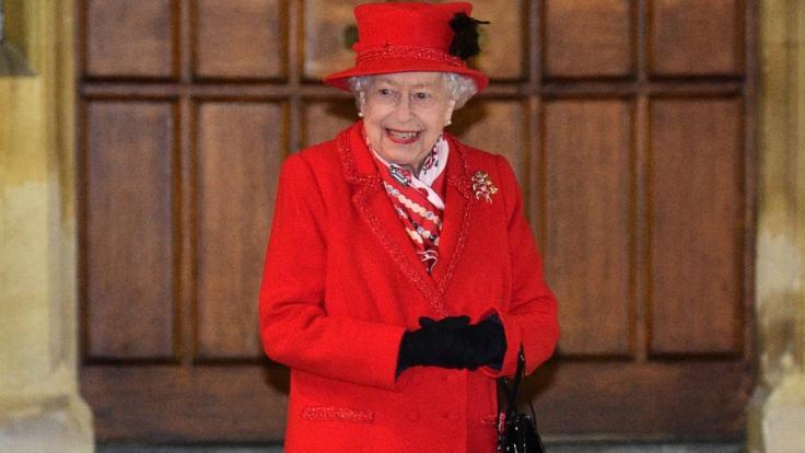 Aufgrund des Funds eines verdächtigen Objekts in der Queen-Residenz ist ein Verdächtiger festgenommen worden. (Foto)