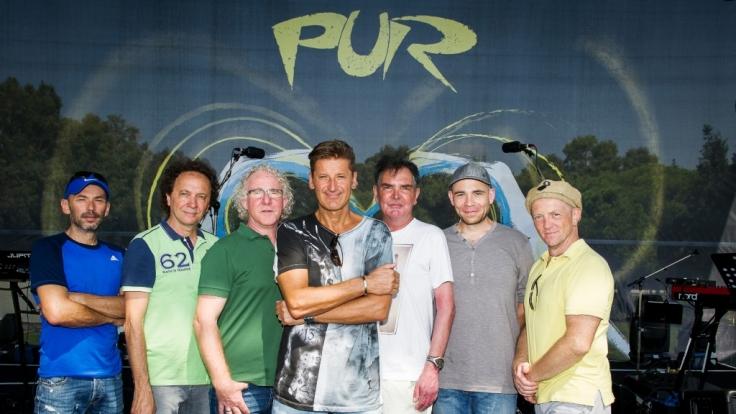 """Seit 35 Jahren gemeinsam unterwegs: """"PUR"""". (Foto)"""