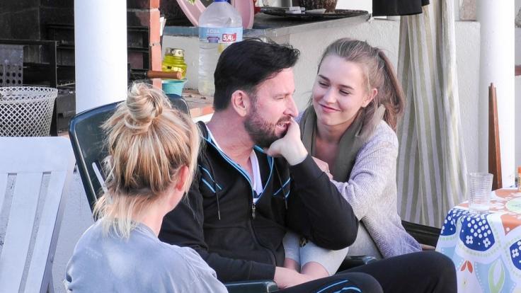 Die Liebesgeschichte von Michael Wendler und seiner Freundin Laura blieb auch den Mitinsassen im