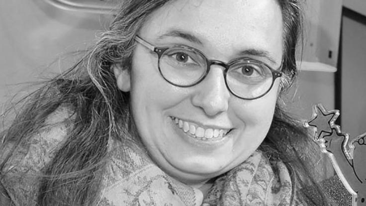 Marie Sophie Hingst ist tot. (Foto)