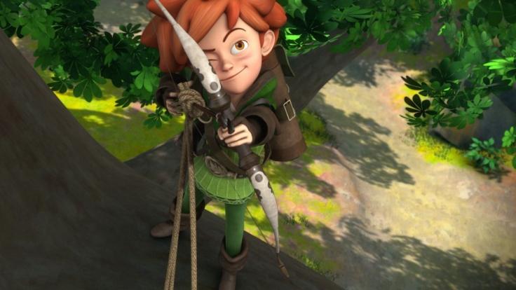 Robin Hood - Schlitzohr von Sherwood bei ZDF (Foto)