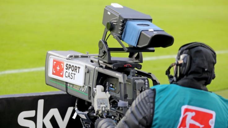 Alle Infos zu den Begegnungen der Bundesliga lesen Sie hier auf news.de. (Foto)