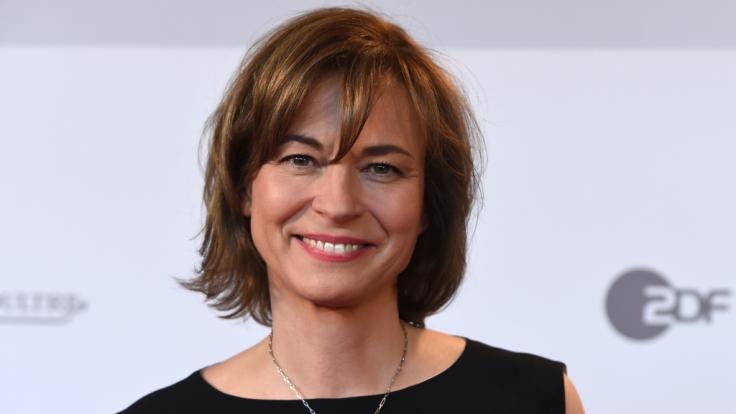 Maybrit Illner begrüßt in ihrem ZDF-Talk wieder namhafte Gäste aus Politik, Medizin und Gesellschaft. (Foto)
