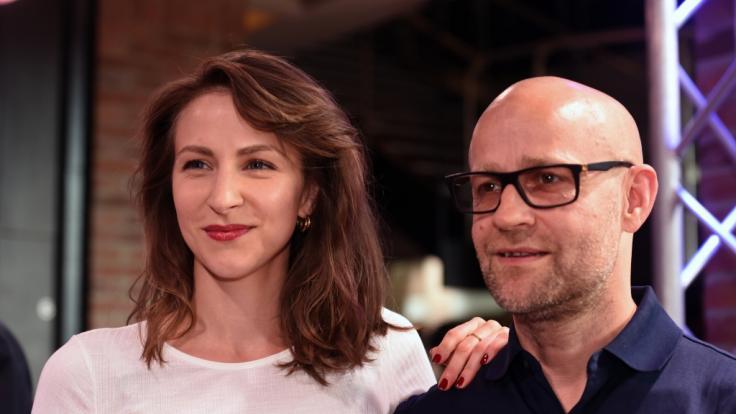 Natalia Belitski und Jürgen Vogel haben eine gemeinsame Tochter. (Foto)