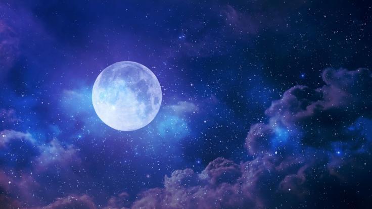 Der Mond ist ein idealer Wegweiser für den Alltag. DAVON rät er in dieser Woche ab! (Foto)