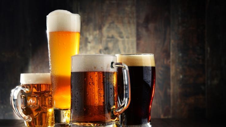 Großer Bier-Rückruf in vier Bundesländern.