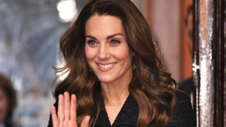 Auch Kate Middleton sorgte in dieser Woche für Schlagzeilen. (Foto)