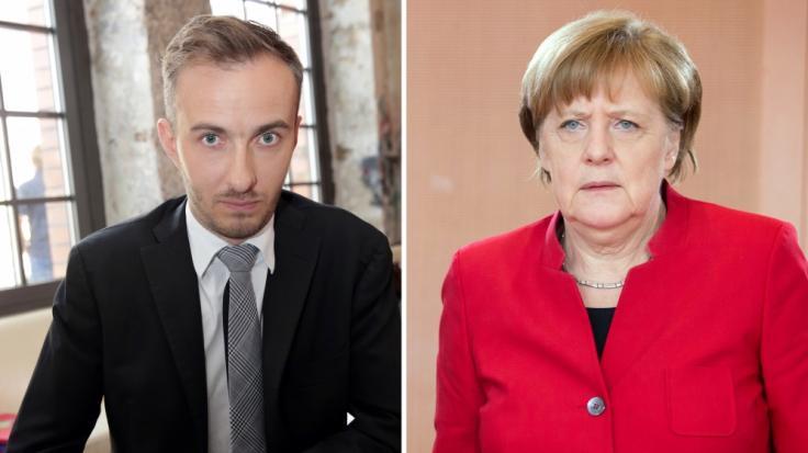 Das Gericht hat Böhmermanns Unterlassungsklage gegen Merkel abgelehnt.