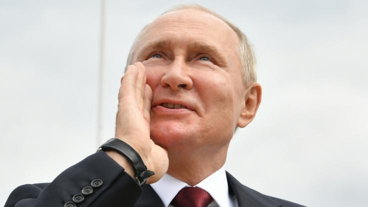 Die Angst vor einer militärischen Auseinandersetzung mit Wladimir Putin wachsen. (Foto)