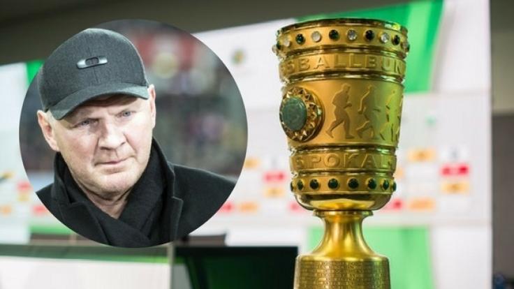 Stefan Effenberg wird am Sonntag die Paarungen für das DFB-Pokal-Achtelfinale 2017 auslosen.