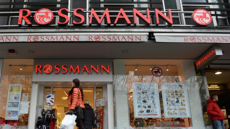 Rossmann ändert im Zuge der Coronakrise seine Hygiene-Regeln.