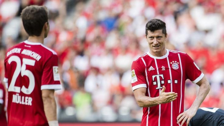 Nach der Niederlage gegen Mailand geht es für die Bayern gegen Chelsea.