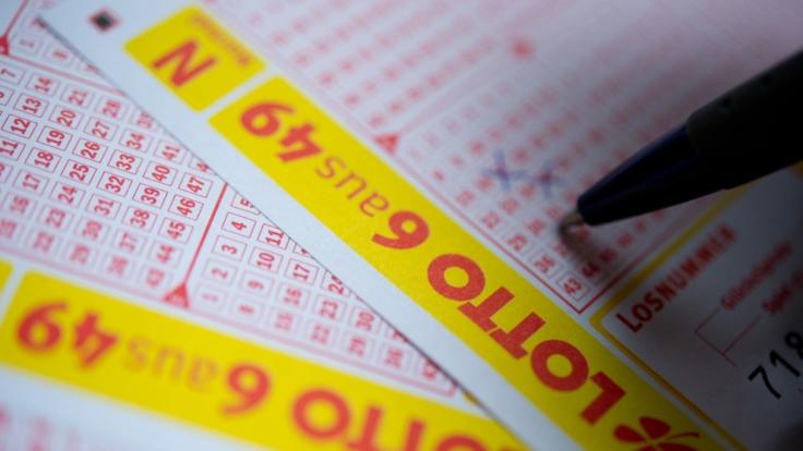 Lotto Am Mittwoch Am 11 01 2017 Lottozahlen Aktuell Alle