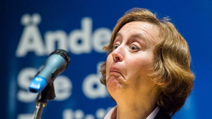 Beatrix von Storch wettert gegen Heiko Maas auf Twitter.