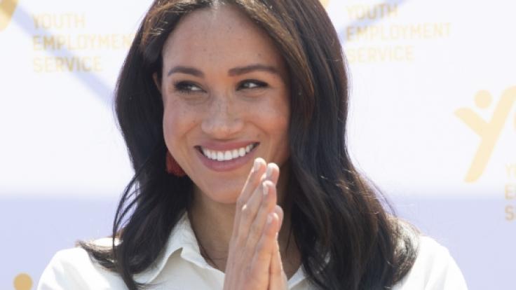 Meghan, Herzogin von Sussex, hat ein Gespür für den perfekten Auftritt (Foto)
